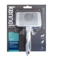 Kennel Easy-to-clean slicker brush Small