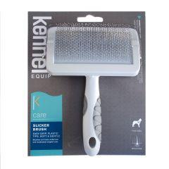 Kennel Soft slicker brush Medium