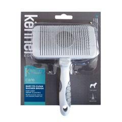 Kennel Easy-to-clean slicker brush Medium