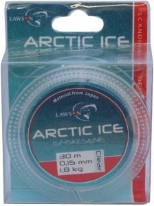 Arctic Ice Isfiskesene Clear 30m