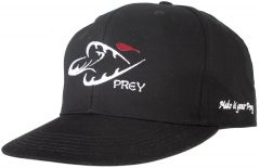 Caps Black Snapback Prey