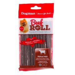 Dogman Beef Roll 70gr 12,5cm Small