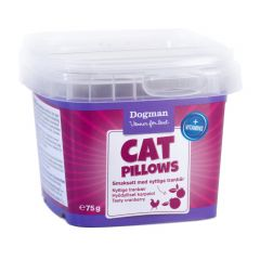 Dogman Cat Pillows kylling/tranebær 75gr