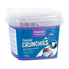 Dogman Crunchies dental 75gr