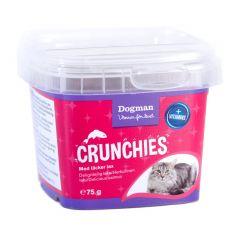 Dogman Crunchies laks 75gr