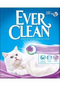 Ever Clean Lavender 10L selges kun i butikken