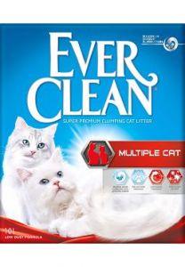 Ever Clean Multiple Cat 10L selges kun i butikken