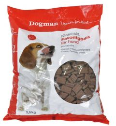 Favoritgodis for hund 2,5kg