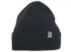 Guideline Fishermans Beanie Black