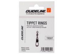 Guideline GL Tippet Rings - 2mm/12kg