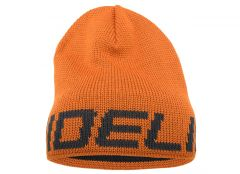 Guideline Logo Beanie Burnt Orange