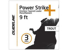 Guideline Power Strike 12' 3-Pack Fortøm