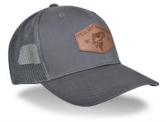 Guideline Trucker Cap  Charcoal