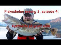 Fiskeskolen s3e4 Kystmeite m/handleliste