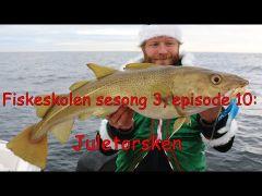Fiskeskolen s3e10 Juletorsken m/handleliste
