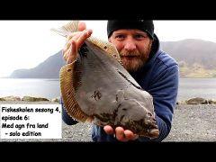 Fiskeskolen s4e6 Agn fra land m/handleliste