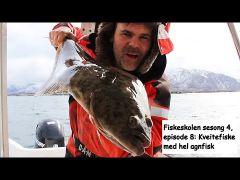 Fiskeskolen s4e8 Kveitefiske m/handleliste