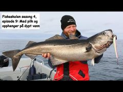 Fiskeskolen s4e9 På dypt vann m/handleliste