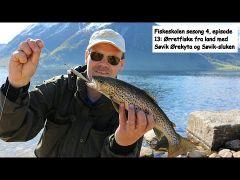 Fiskeskolen s4e13 Ørretfiske m/handleliste