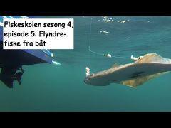 Fiskeskolen s4e5 Flyndrefiske m/handleliste