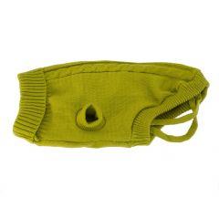 Dogman Hundegenser Ensfarget Grassy green