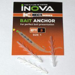 Inova Bait Anchor 3 stk UTSOLGT