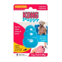 Kong Puppy X-small Lyseblå