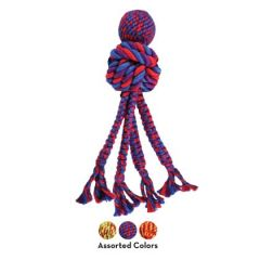 Kong Wubba Weaves w/Rope XL 44cm