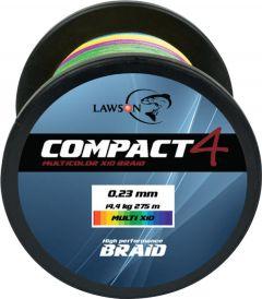 Lawson Compact 4 X10 3000 m Multicolor