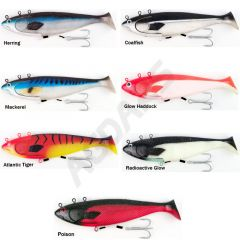 Prey Halibut Target Havfiskeshad