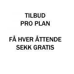 Tilbud Pro Plan