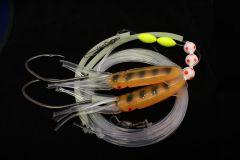 Søvik 002 Twin Squid #10/0 1,1 mm