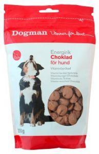 Hundesjokolade 250g