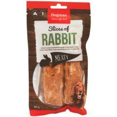 Kjøttskiver av Kanin 80g