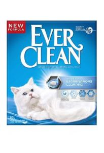 Ever Clean Extra Strong Clumping Unscented 10 L  selges kun i butikken
