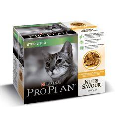 Pro Plan Sterilised Cat Chicken wet