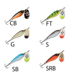 Vibrax Minnow Super 13gr